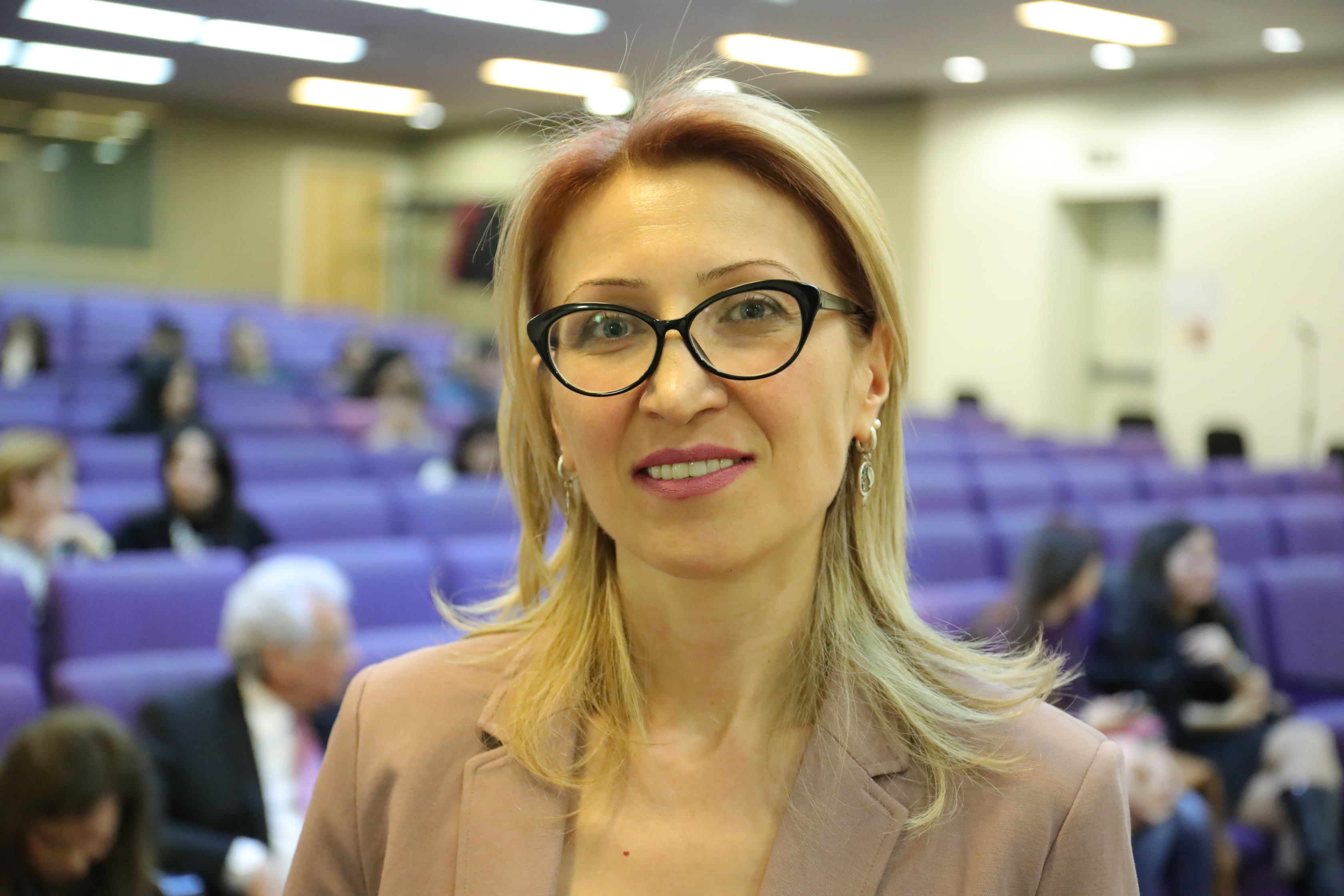 Mane Tandilyan, MBA 2002